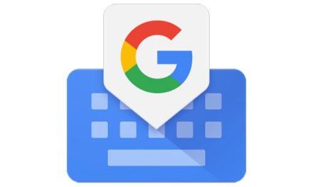 Teclado de Google Go, la app para móviles con poca memoria RAM