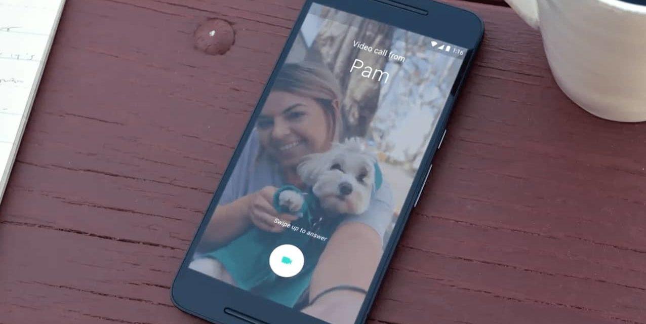 Google Duo ya permite iniciar sesión en más de un dispositivo