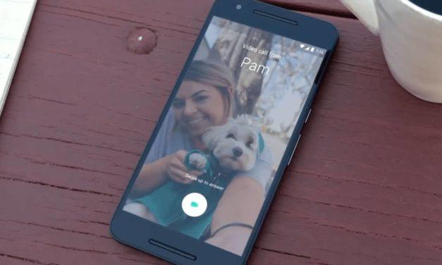 Google Duo ya se puede instalar en tabletas Android o iPad