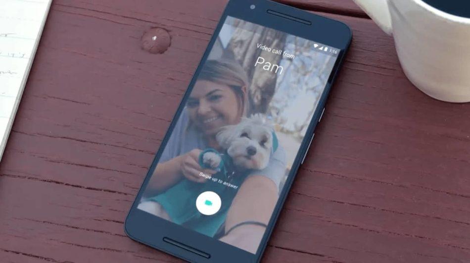 Cómo enviar videomensajes en Google Duo
