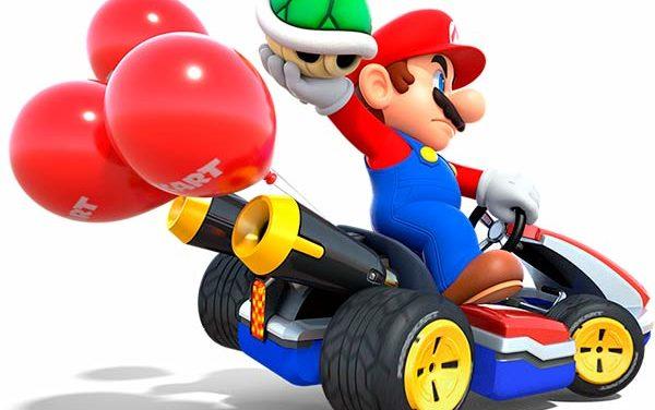 El juego Mario Kart llegará a los móviles el próximo año