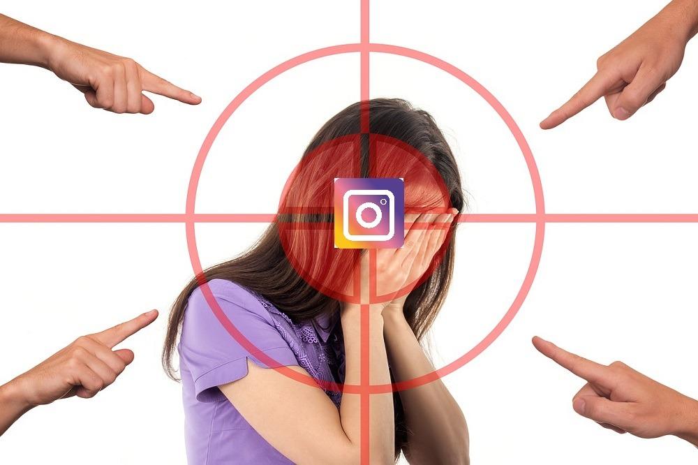 acoso en instagram