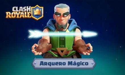 Los mejores mazos y combos para usar el Arquero Mágico en Clash Royale