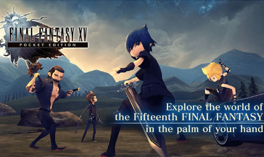 Ya puedes jugar a Final Fantasy XV en tu móvil Android o iPhone