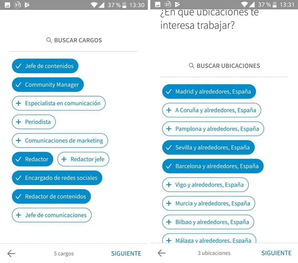 job search app