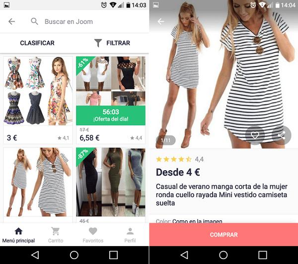 70900f97a3 Consejos si vas a comprar ropa en Joom