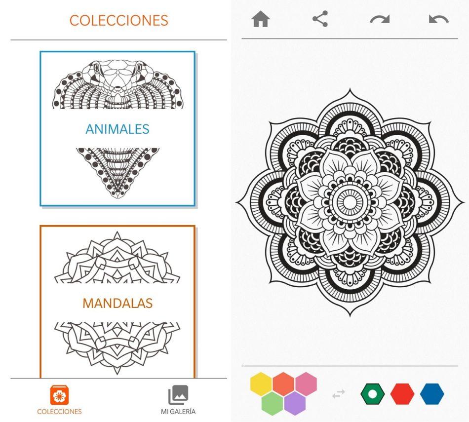 Las mejores aplicaciones para colorear en el móvil - tuexpertoapps.com