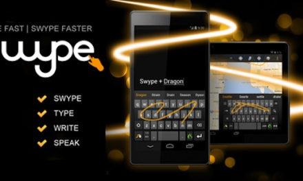 El teclado predictivo Swype ya no recibirá más actualizaciones