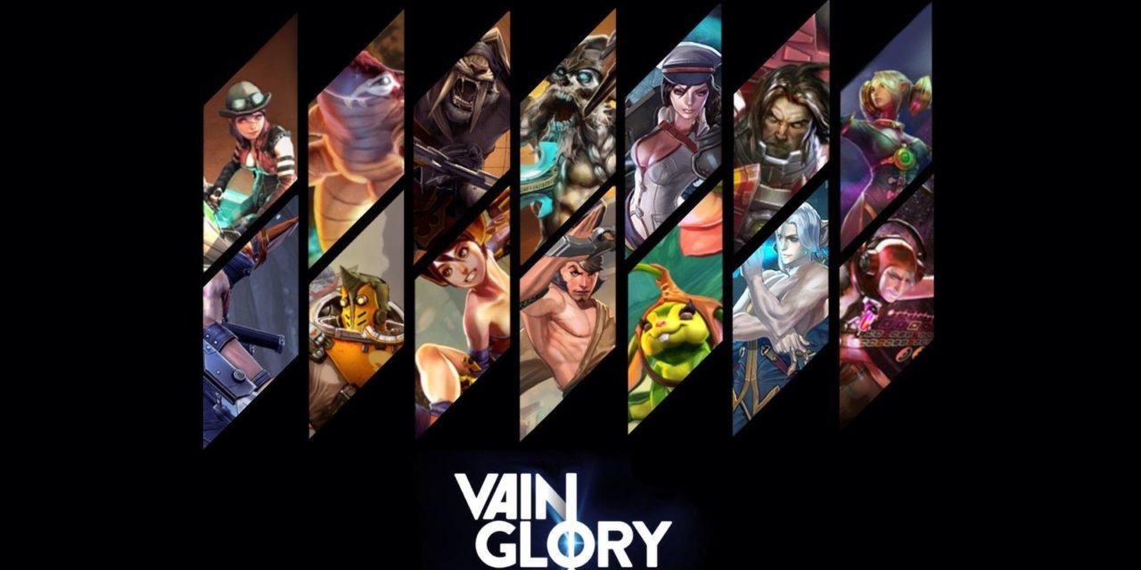 Ya puedes jugar 5 contra 5 en VainGlory para Android