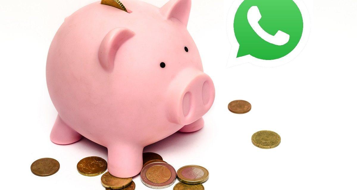 WhatsApp estrena su servicio de envío de dinero en India