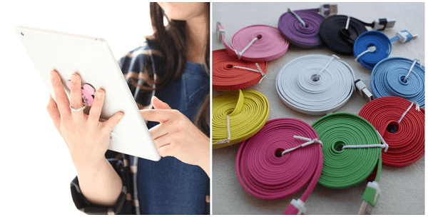10 accesorios baratos para móvil que puedes comprar en Wish