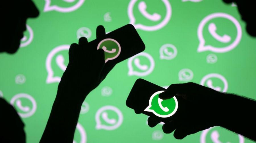 WhatsApp organizado