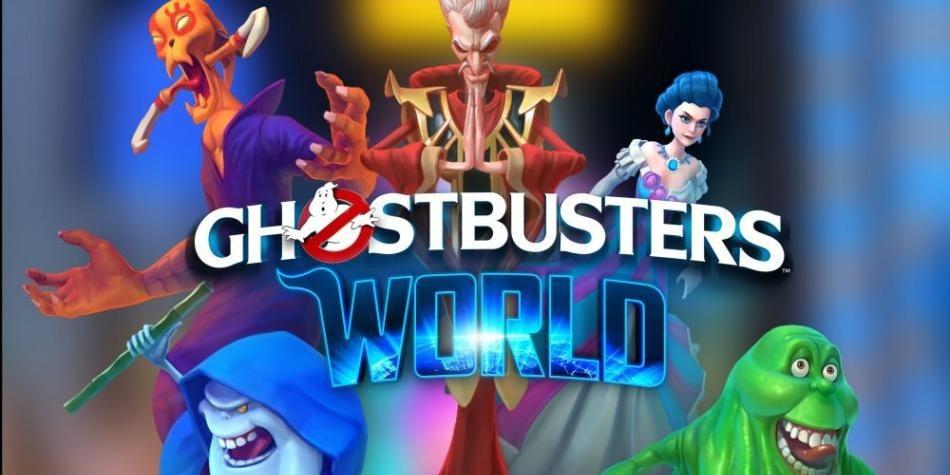 Ghostbusters World, cuando juntan a los Cazafantasmas con Pokémon GO