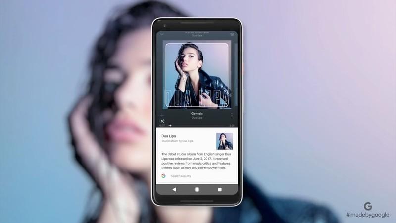 Google Lens también llega directamente al Samsung Galaxy S9