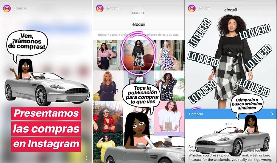 Cómo comprar a través de Instagram