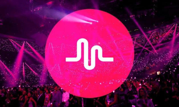 La aplicación de música y vídeos Musical.ly echa el cierre