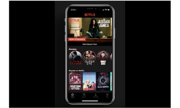 La aplicación de Netflix se actualiza para Android y iPhone con estas novedades