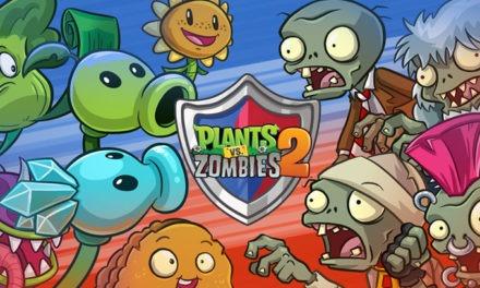 Así es el nuevo modo competitivo de Plantas vs Zombies 2
