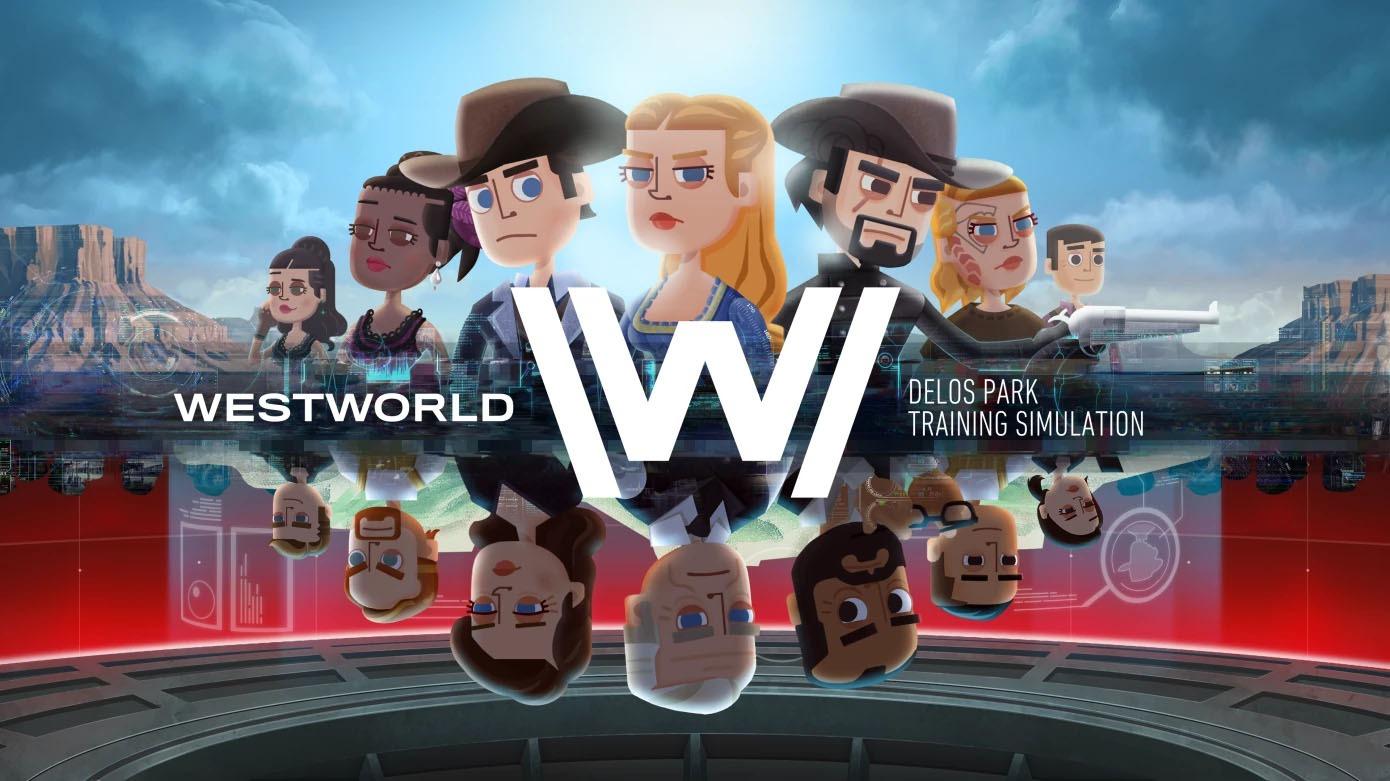 Crea tu propio mundo de Westworld desde el móvil