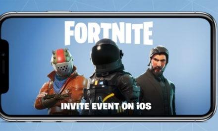 Cualquiera puede jugar ya a Fortnite en iPhone