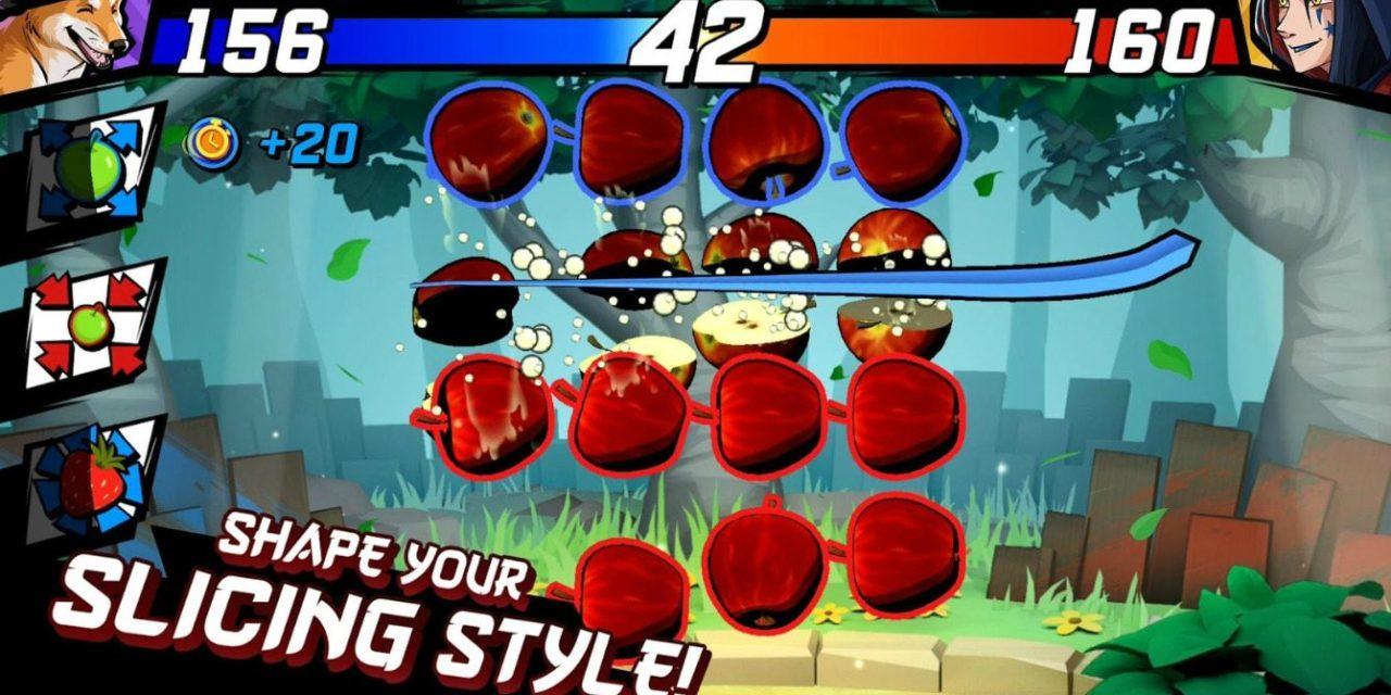 Fruit Ninja Fight o cómo jugar con amigos a Fruit Ninja