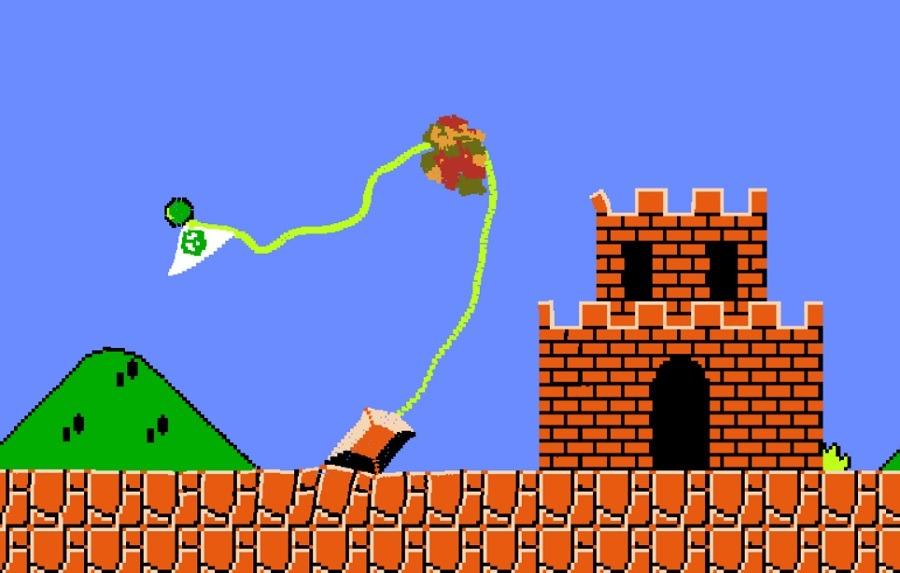Cómo convertir al clásico juego de Super Mario en un infierno