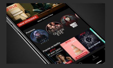 Esto es lo que cambia en el diseño de la app de Neflix
