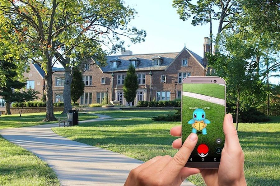 pokemon go juego movil