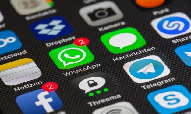 WhatsApp, Messenger o Telegram, las apps de mensajería que más batería consumen