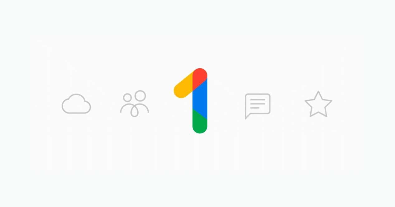 Google One, así es el nuevo servicio de almacenamiento en la nube