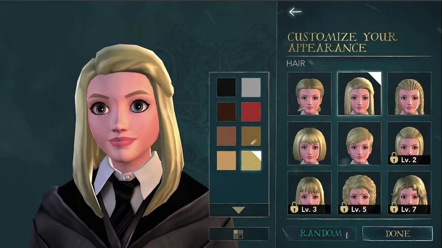 Harry Potter: Hogwarts Mystery se actualiza con nuevos contenidos