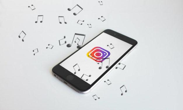 Cómo poner música a tus Instagram Stories con Instagram Music