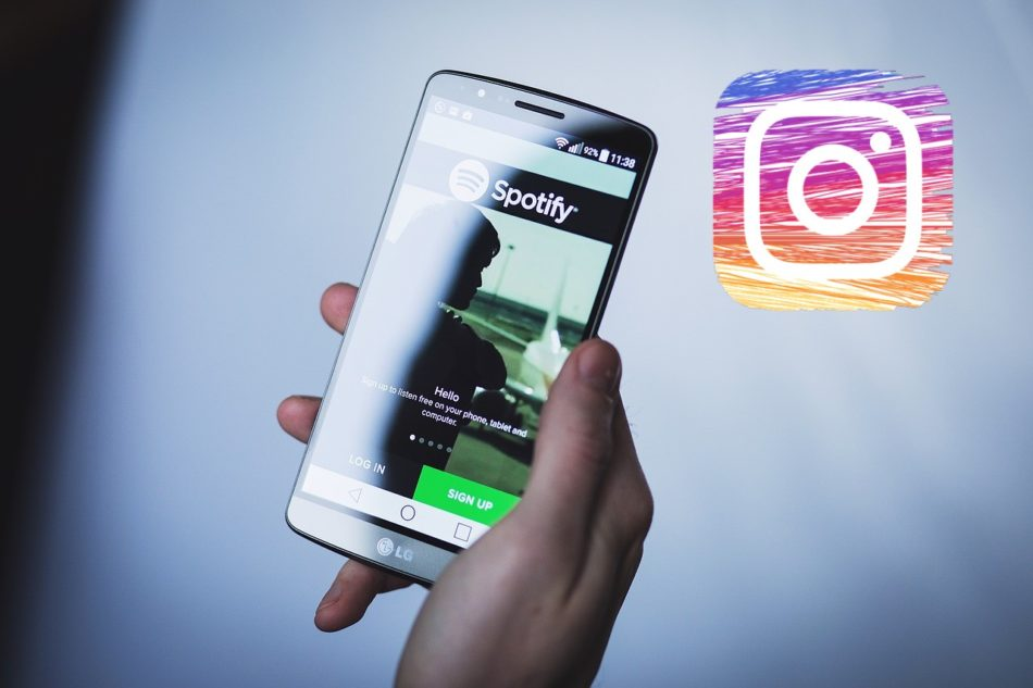 Cómo compartir una canción de Spotify en Instagram Stories