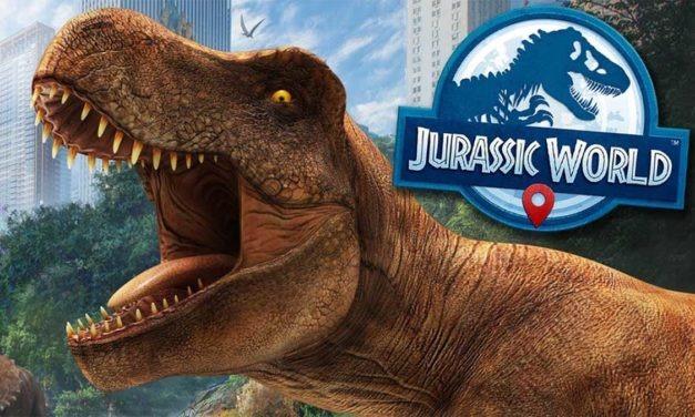 Jurassic World Alive, ya puedes cazar dinosaurios como en Pokémon GO