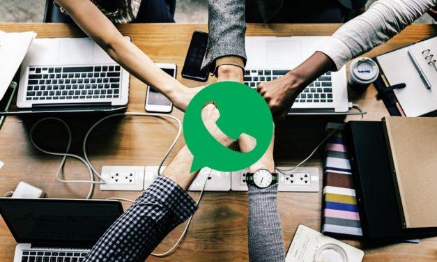 WhatsApp anuncia oficialmente nuevas funciones para grupos