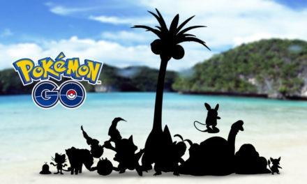 Llegan los Pokémon con formas de Alola a Pokémon GO