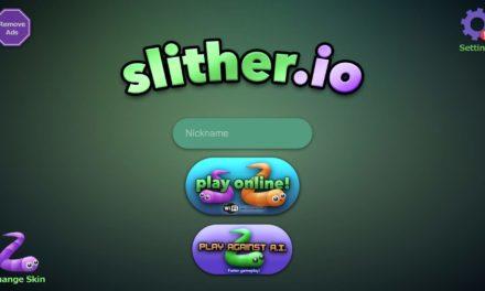 Cómo crear tu propia serpiente en Slither.io