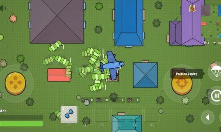 ZombsRoyale.io, una alternativa 2D a Fortnite para Android