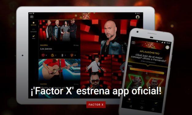 Cómo votar y salvar a tu artista favorito de Factor X desde el móvil
