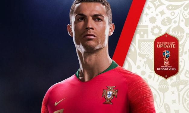 El mundial de fútbol llega a FIFA Mobile