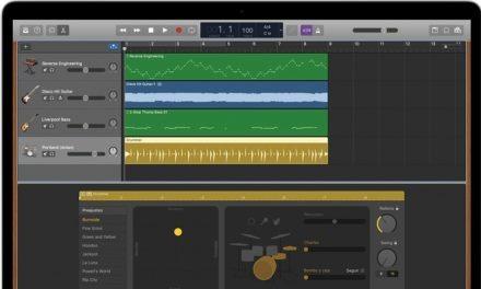 Éstas son todas las novedades de la app de música GarageBand