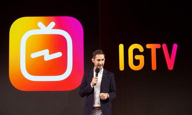 IGTV, 5 claves de la nueva app de vídeos largos de Instagram