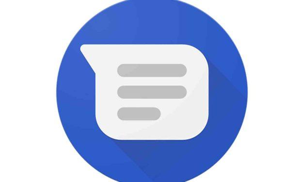 La aplicación de mensajes de Android se pasa al formato RCS