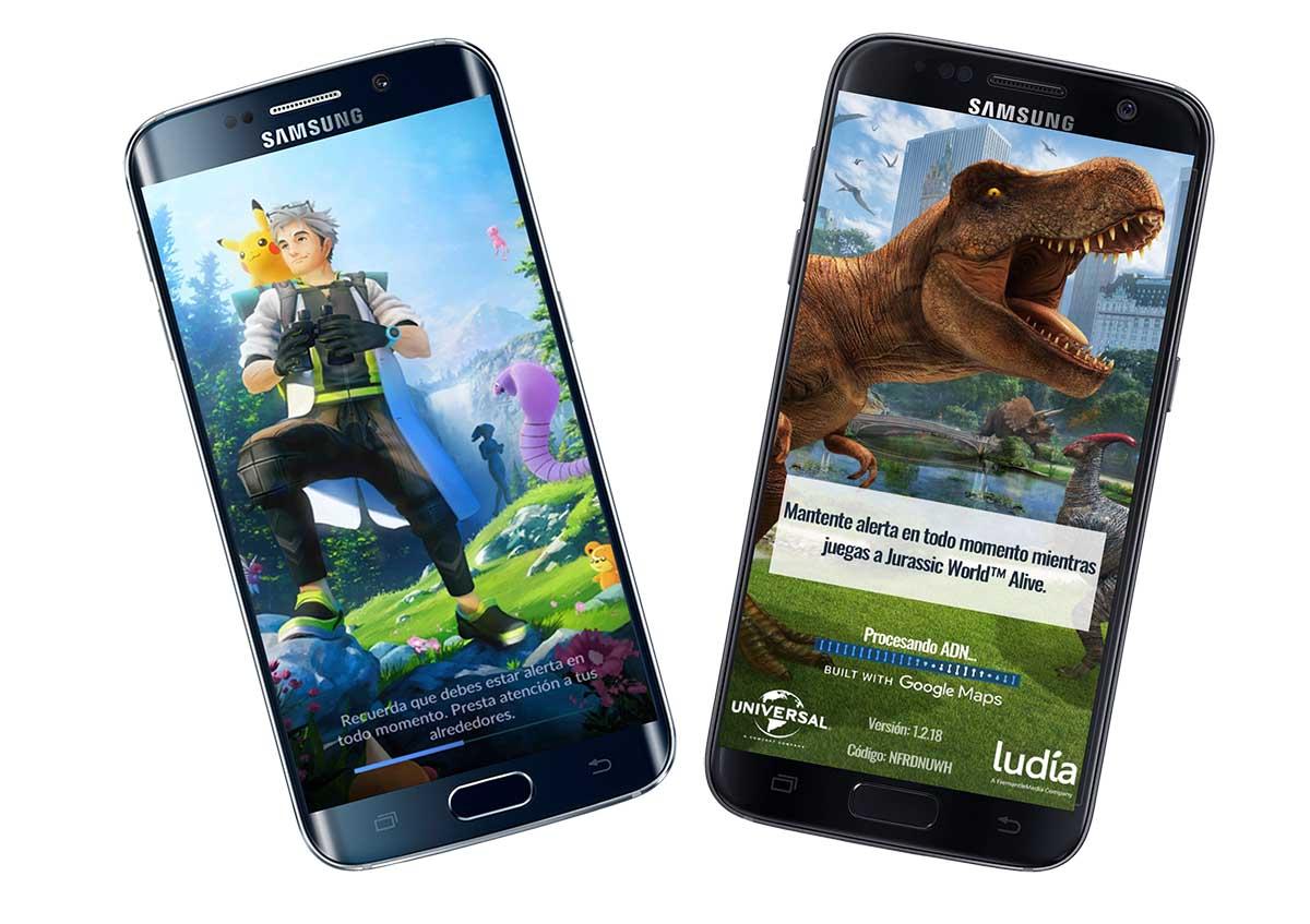 Jurassic World Alive o Pokémon GO, ¿qué juego es mejor?