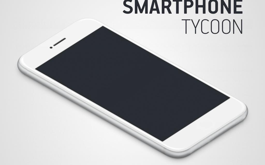 Smartphone Tycoon, crea tu propio móvil y haz crecer tu compañía con este juego