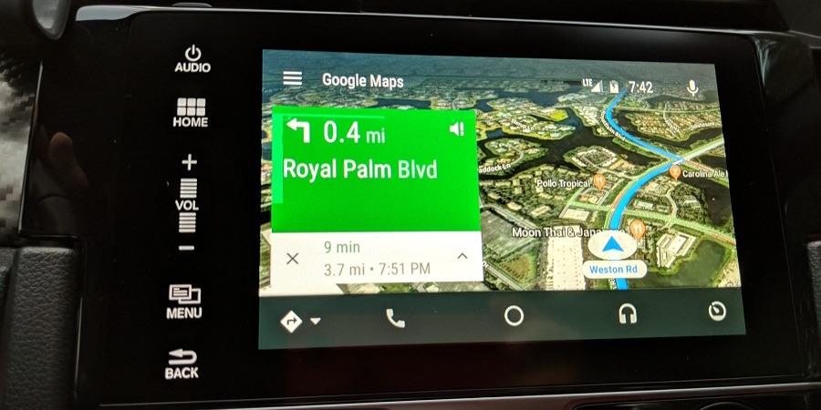 Android Auto se actualiza con nueva interfaz para llamadas mientras conduces