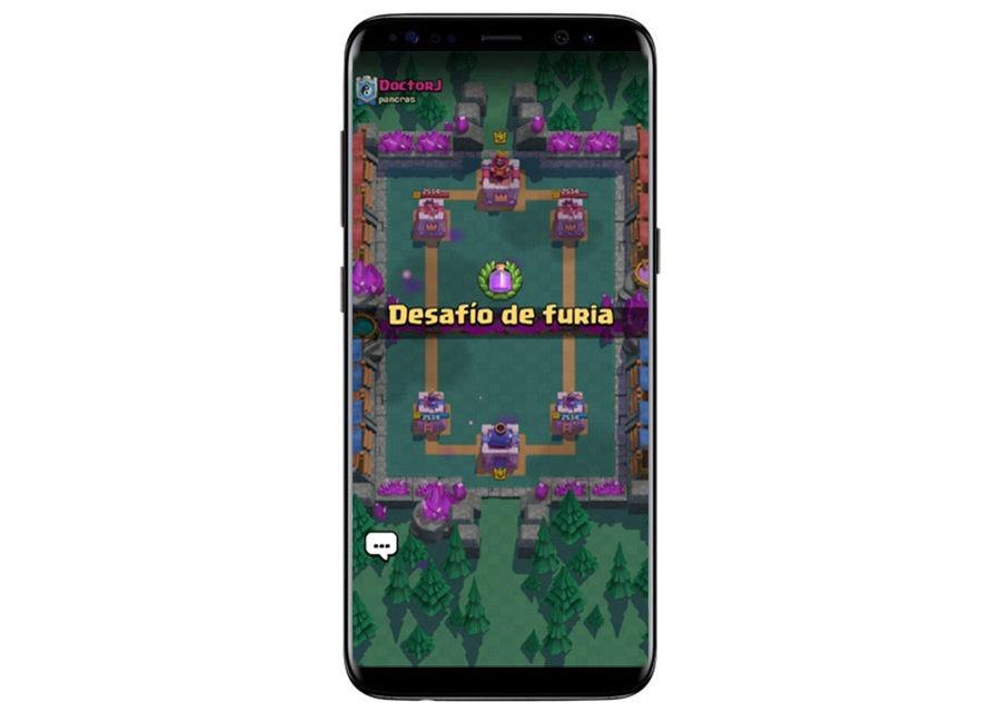 Desafío de Furia, así es el nuevo modo de juego de Clash Royale
