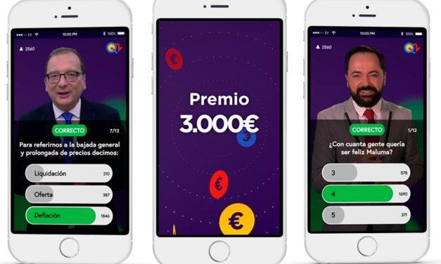 Q12 Trivia, el primer concurso español para ganar dinero desde el móvil