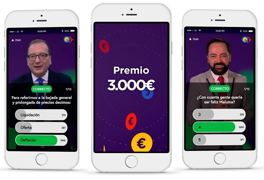 Q12 Trivia, cómo participar en el programa de Navidad con 10.000 euros de premio
