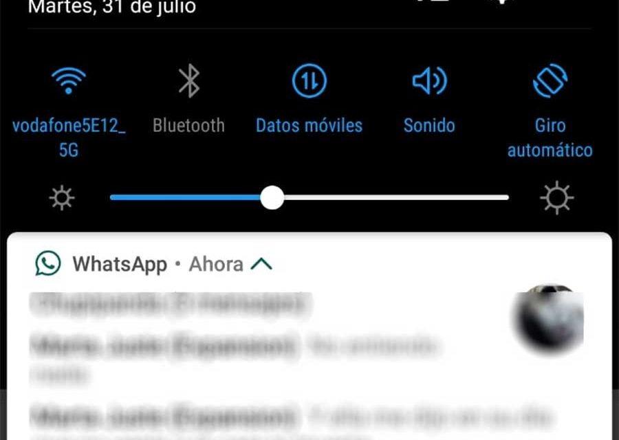 Cómo marcar un mensaje de WhatsApp como leído desde las notificaciones de Android